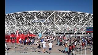 «Волгоград Арена» приняла более 160 тысяч человек за четыре матча ЧМ-2018