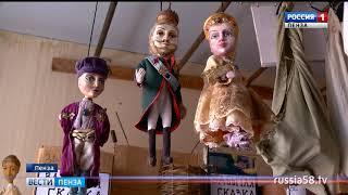 Пензенский «Кукольный дом» показал «Зимнюю сказку» в свете новых прожекторов