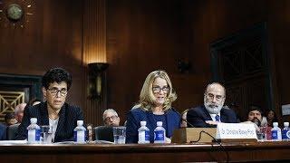 «Присяжные ей бы поверили». Убедят ли сенаторов показания Форд не назначать Кавано в Верховный суд