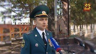 Спасатели отметили вековой юбилей советской пожарной охраны.