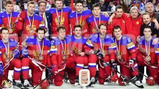 Российские хоккеисты разгромили сборную Словакии со счетом 4:0