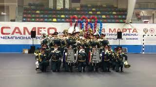 Конкурс военных оркестров