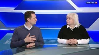 Интервью. Лариса Тропкина и Александр Калинин