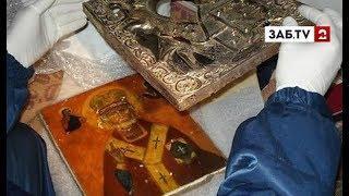 Адыгеец довел пенсионерку до полуобморочного состояния и украл у нее старинные иконы