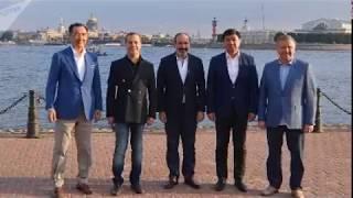 В Санкт Петербурге началось заседание межправсовета ЕАЭС в узком составе