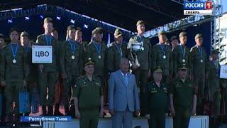 Сборная команда Центрального военного округа стала победителем «Военного ралли» в Туве