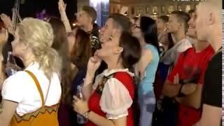 Эмоции болельщиков от матчей ¼ финала ЧМ-2018 в Самаре и Сочи