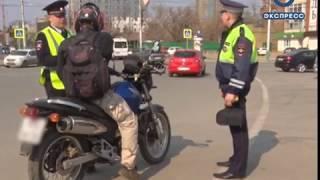 В Пензенской области за неделю задержали более 50 мотоциклистов