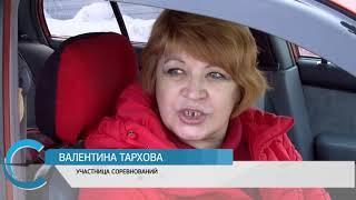 В Саратове в мастерстве фигурного вождения состязались автолюбители с ограниченными возможностями