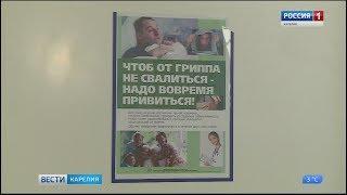 В Карелии заболеваемость ОРВИ пошла на спад
