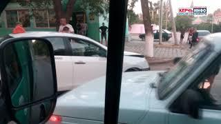 ЛОБ В ЛОБ: ДТП на улице Гагарина