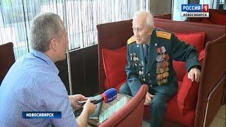 Делегация из Новосибирска примет участие в праздновании юбилея Победы в битве на Курской дуге