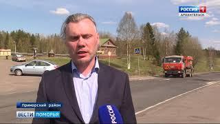Более 100 миллионов рублей направят в этом году на ямочный ремонт дорог области