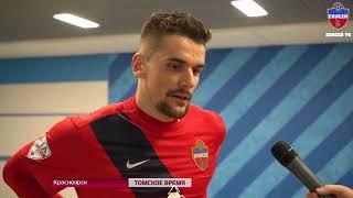 Футбольный триллер в Красноярске завершился в пользу хозяев