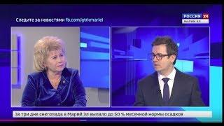 Россия 24.  Интервью 06 02 2018