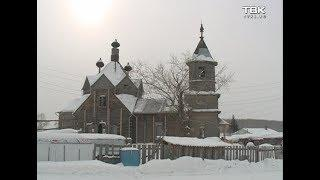 В церкви в Барабаново установили колокола