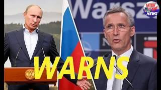 BREAKING NEWS Out Of Russia - Moscow  Warns NATO 4/28/18