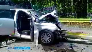 Жуткое ДТП в Башкирии: пострадали семь человек, среди них дети
