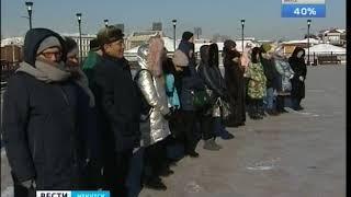 Эстафета по историческому маршруту ямщиков в Якутск стартовала из Иркутска