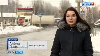 Водоканал: коммунальная авария в Барнауле могла произойти из-за промерзания грунта