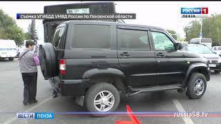 В Пензе столкнулись автобус №70 и внедорожник: есть пострадавший