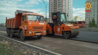 Безопасных и качественных дорог в Чебоксарах становится все больше.