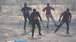 В Красноярске откроют первый этап кубка России по лыжным гонкам