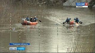 Томские рафтеры открыли новый домашний сезон