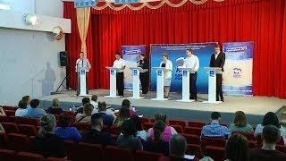 Участники «ПолитСтартапа» представляют проекты по развитию Волгограда