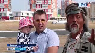 Китайский путешественник осмотрел «Мордовия Арену»