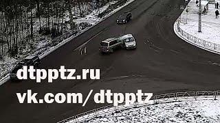 ДТП на Репникова