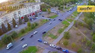 ДТП (авария г. Волжский) ул. Пушкина ул. Химиков 01-10-2018 17-26