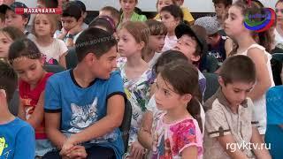 В летнем лагере дети встретились с победителями регионального этапа конкурса «Живая классика»