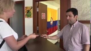 История о рассеянной болельщице из Колумбии и вере в силу телевидения