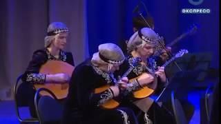 На сцене пензенской филармонии выступил ансамбль из Липецка