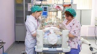 Сургутский перинатальный центр признали лучшим в стране