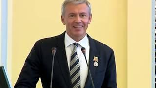 Заместитель председателя областного Правительства Виталий Ткаченко покидает свой пост
