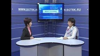 Вести Интервью (на бурятском языке). Эржэна Борисова. Эфир от 03.10.2018