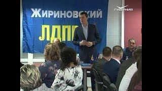 Самару посетил член президиума фракции ЛДПР в Госдуме Михаил Дегтярёв