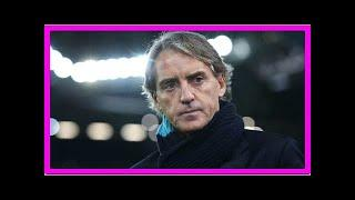 Breaking News | Soccer: Mancini willing to be next Italy manager but no deal yet-FIGC