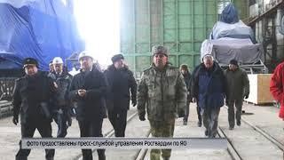 Рыбинский завод приступил к строительству быстроходных катеров для Росгвардии