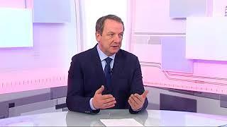 """Программа """"В центре внимания"""" интервью с Владимиром Константиновым ."""