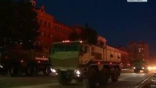 Вести-Хабаровск. Репетиция парада Великой победы