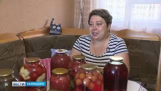 Вести Калмыкия от 19.09.2018 на калмыцком языке