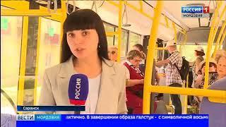 Чемпионат мира по футболу подарил Саранску беспрецедентное обновление системы общественного транспор