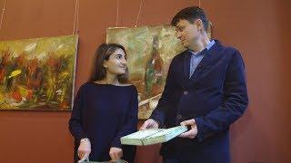 Искусство спасает жизнь: в Краснодаре прошла распродажа работ художника Дмитрия Бабенко