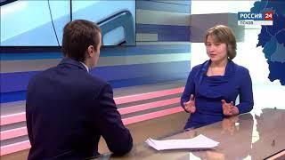 Вести-24.Интервью. Екатерина Транева. 28.02.2018