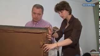 Московские студенты реставрируют шесть пензенских полотен