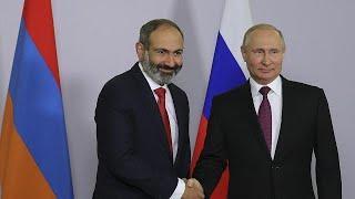 Победа Пашиняна не омрачила отношения с Москвой