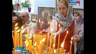 Храм в честь Иверской иконы Божьей матери отметил престольный праздник